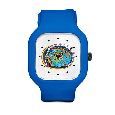 Dyer Sticker Sport Watch