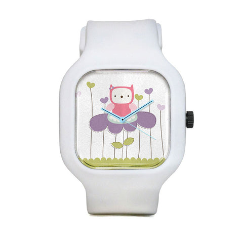 Madison's Owl Sport Watch