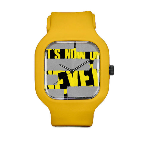 Now or Never Sport Watch