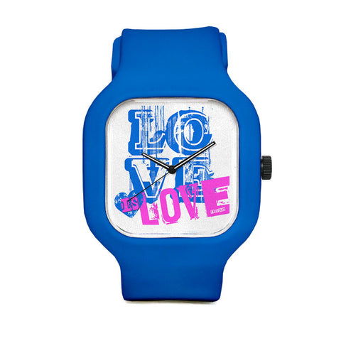 Love is Love Sport Watch