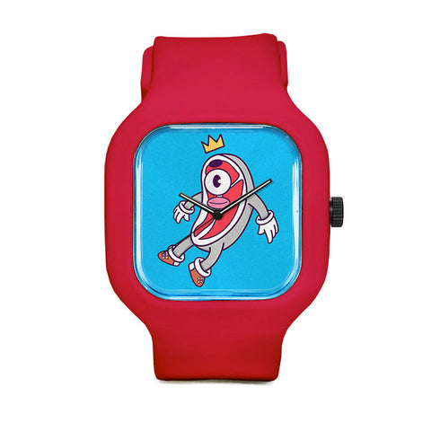Steak Boy Sport Watch