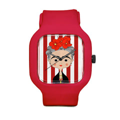 Frida Vogue Sport Watch