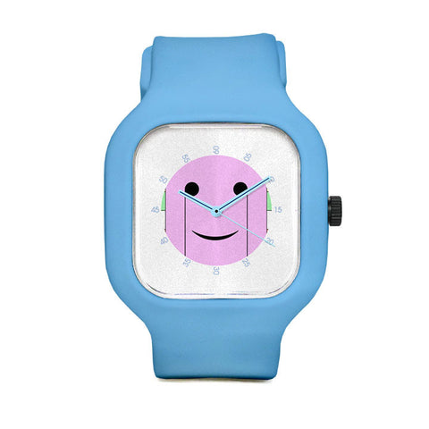 Smiley Sport Watch