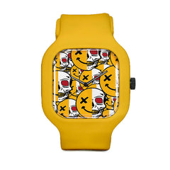 Deadly Smiley Sport Watch