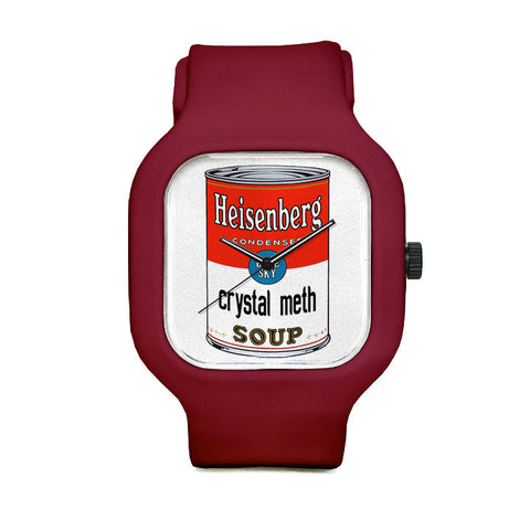Crystal Meth Sport Watch