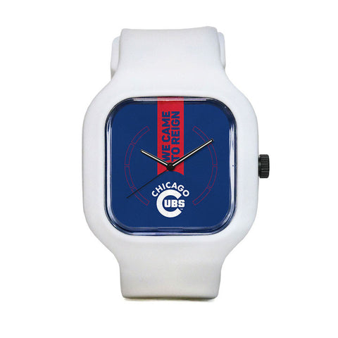 Chicago Cubs We Came to Reign Sport Watch