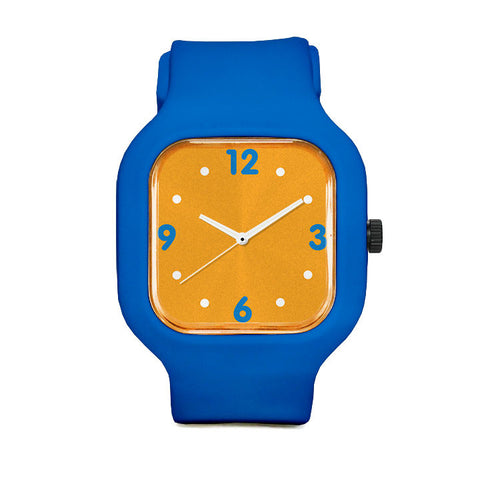 Basic Orange Sport Watch