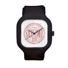 Sublime Red Sport Watch