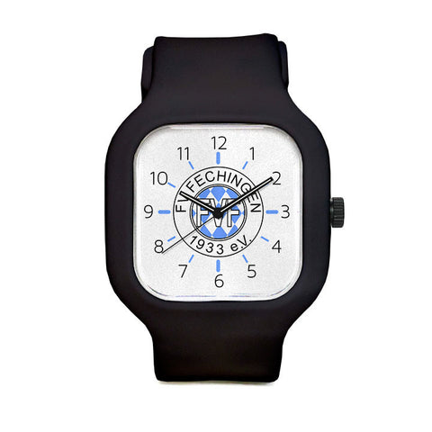 FVF White Sport Watch