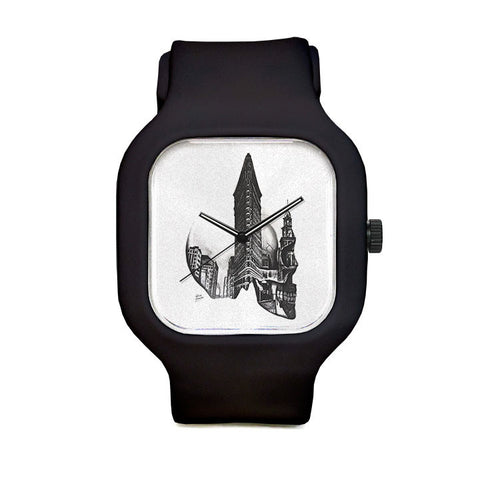 Skull City Sport Watch