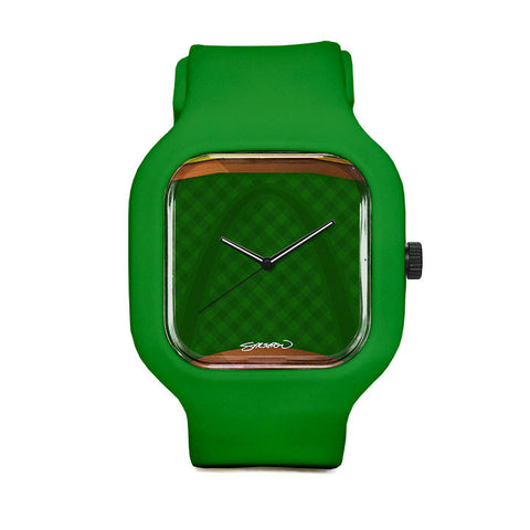 Minimalist Busch Stadium Sport Watch
