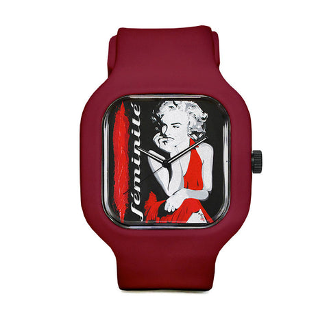 Marilyn Sport Watch
