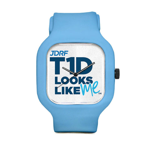 T1D Looks Like Me Sport Watch