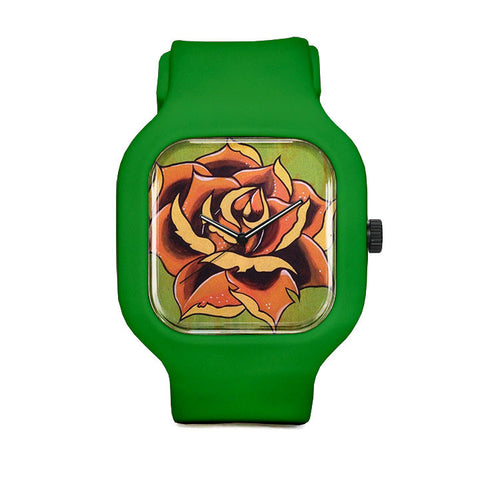 Traditional Rose Sport Watch