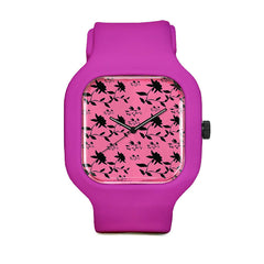 The Flowers Under the Darkness Sport Watch