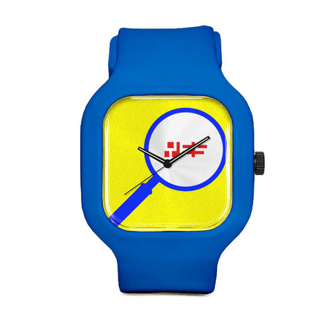 Magnifier Sport Watch