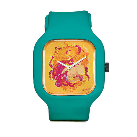 Im on fire Sport Watch