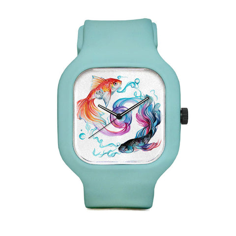 Fish Sport Watch