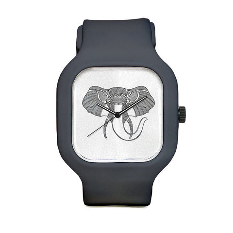 Elephant head Sport Watch