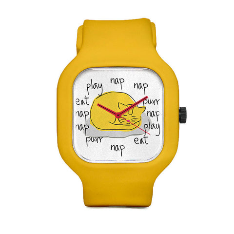 Cat Time Sport Watch
