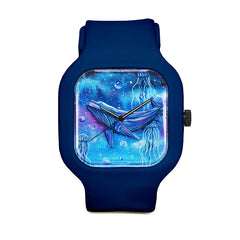 Galactic Whale Sport Watch