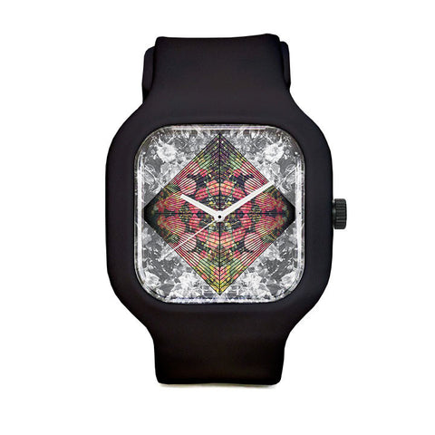 Jupiter flowers Sport Watch
