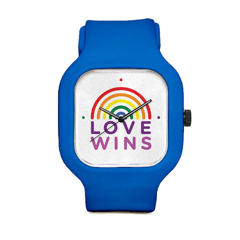 Love Wins Sport Watch