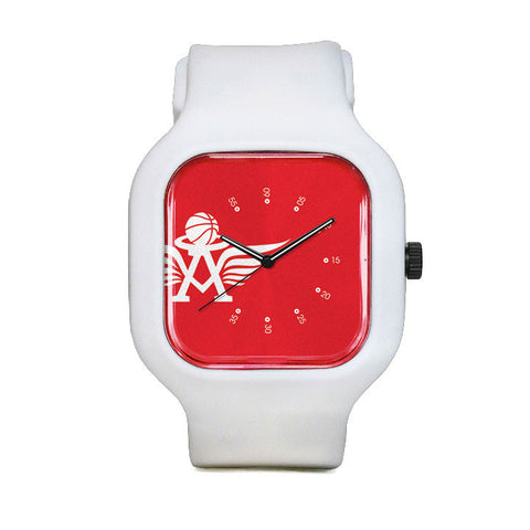 Angel Red Logo Sport Watch