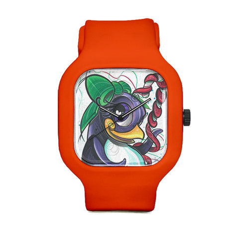 Candy the Penguin Sport Watch