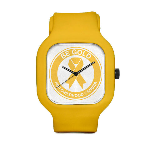 Be Gold Sport Watch