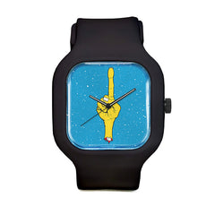 Bloop one finger Sport Watch