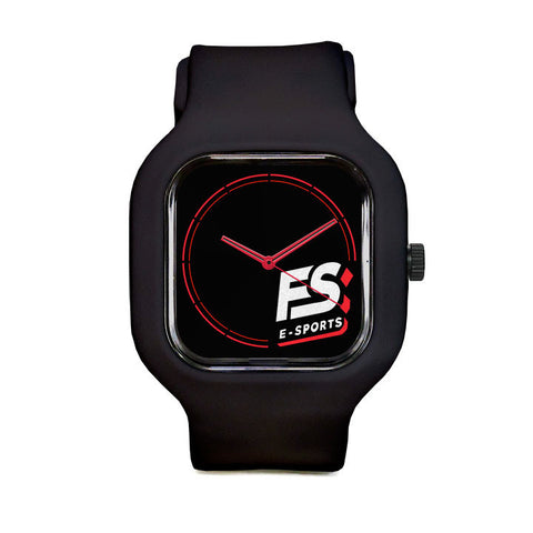 FS Bold Red Sport Watch