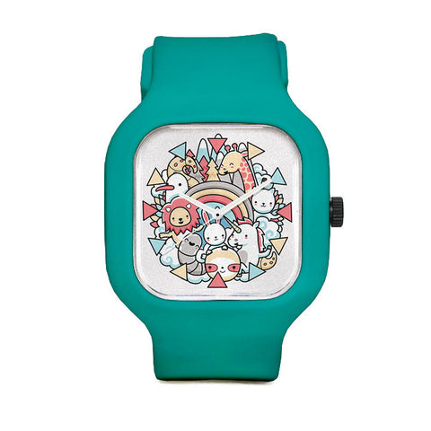 Around the Rainbow Sport Watch