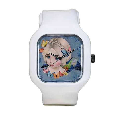 Angela Sport Watch