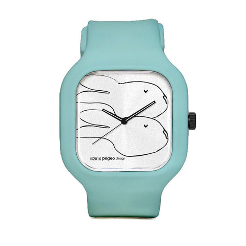 Oh Bunnies Sport Watch
