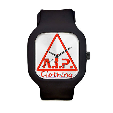 AIP Logo Sport Watch