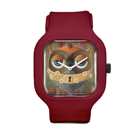 Secret Garden Sport Watch