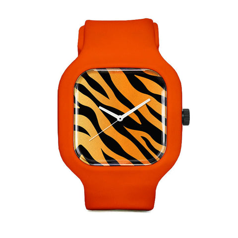 Tiger Stripes Sport Watch