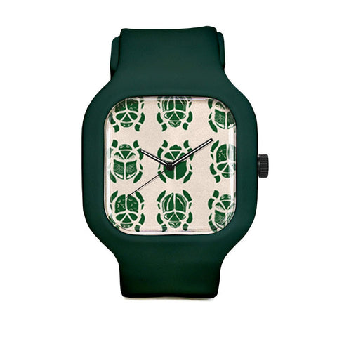 Green Beedles Sport Watch