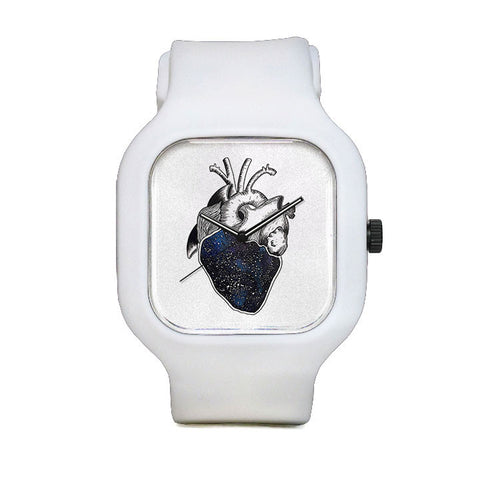 Galaxy Heart Sport Watch
