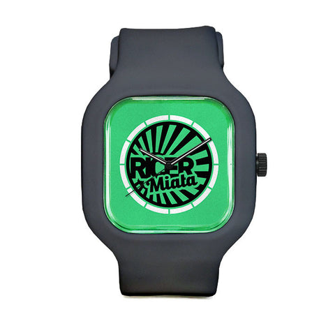 Green Miata Sport Watch