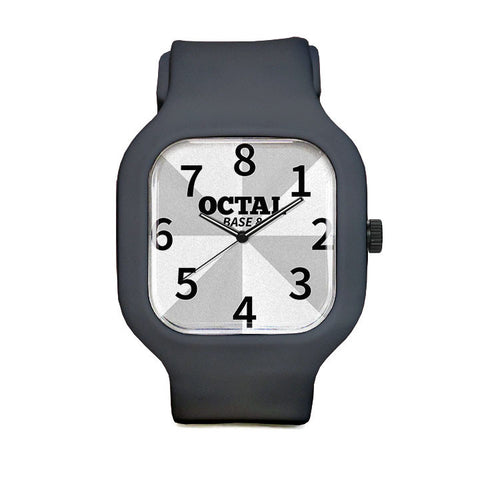 Octal Clock Sport Watch