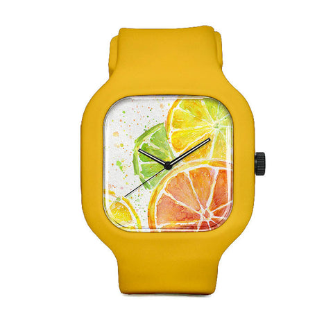 Juicy Citrus Sport Watch