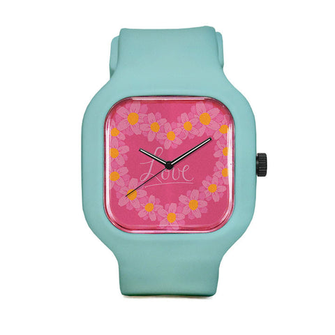 Love in Bloom Sport Watch