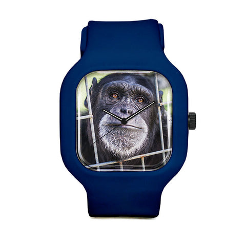 Chimps Inc So Much Like Us Sport Watch
