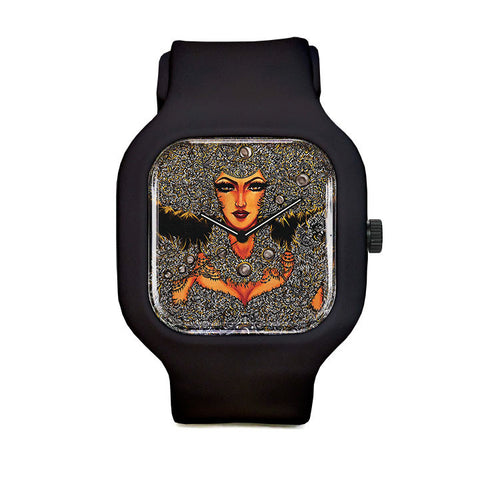 Queen of the Universe Sport Watch