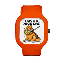 Garfield A Nice Day Sport Watch