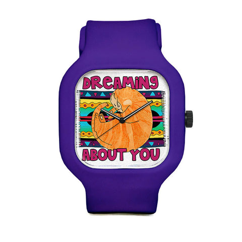 Dreaming Cat Sport Watch