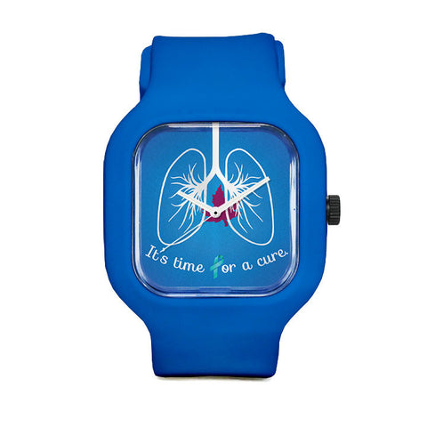 Its Time for a Cure Sport Watch