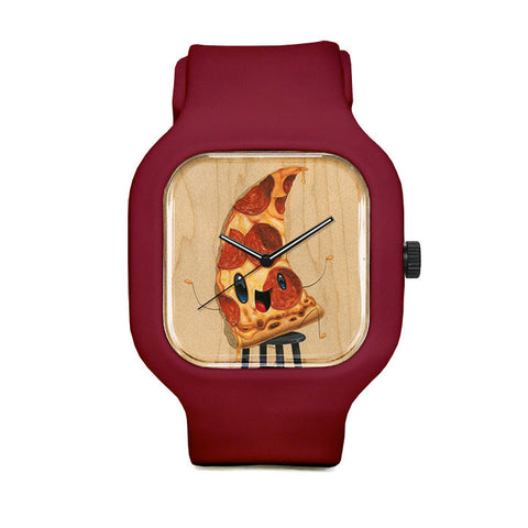 Frank Pizza Sport Watch